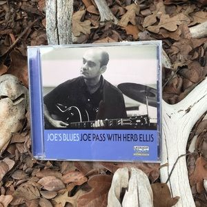 Other - Joes blues album with joe pass and herb Ellis